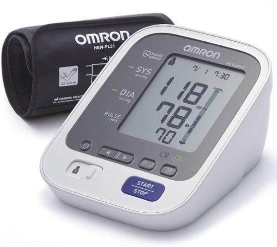 Omron M6 Comfort - Bovenarm bloeddrukmeter