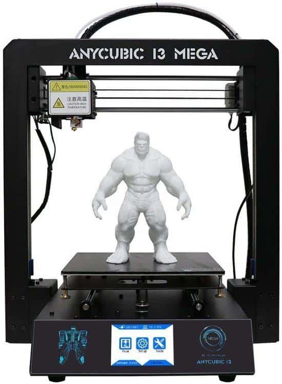 Anycubic 3D i3 Mega 3D-printer met heatbed