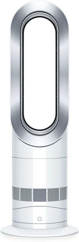 Dyson AM09 Hot & Cool - Tafelventilator - Wit/zilver