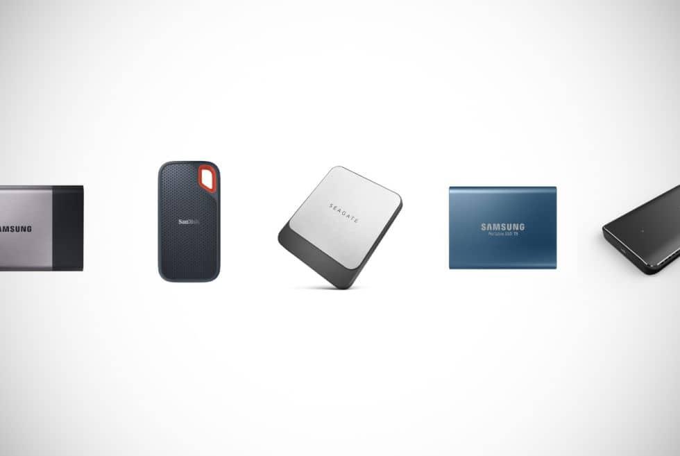 beste externe SSD