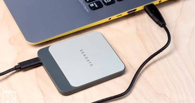 externe SSD