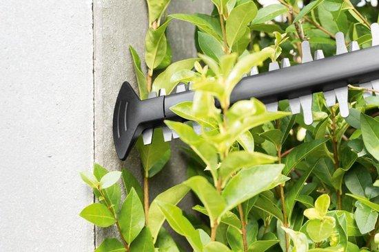 Bosch AHS 55-20 LI Accu Heggenschaar - 55 cm zwaardlengte - 20 mm mesafstand - Inclusief 2.5 Ah 18 V Li-Ion accu en snellader