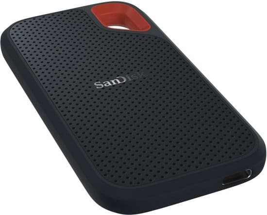 SanDisk SSD Extreme Portable - 500GB