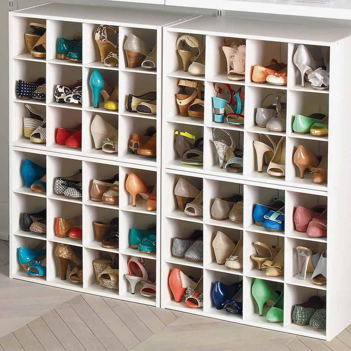 Beste schoenenrek