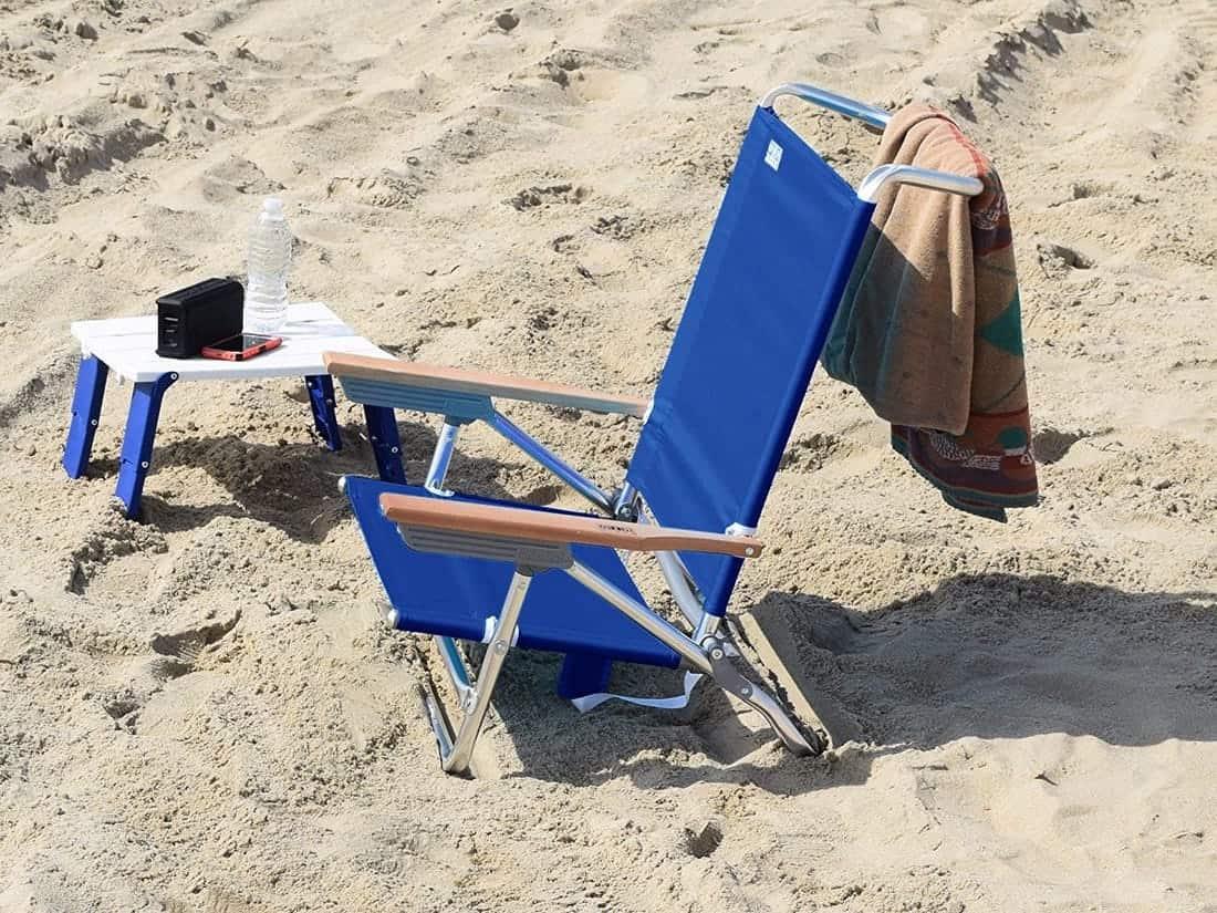 Beste strandstoel