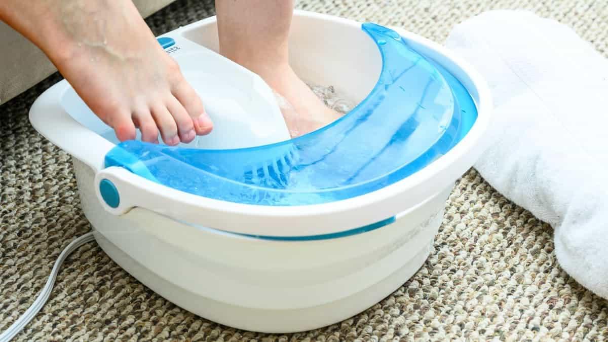 Beste voetenbad
