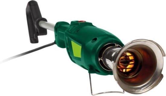 Elektrische onkruidbrander