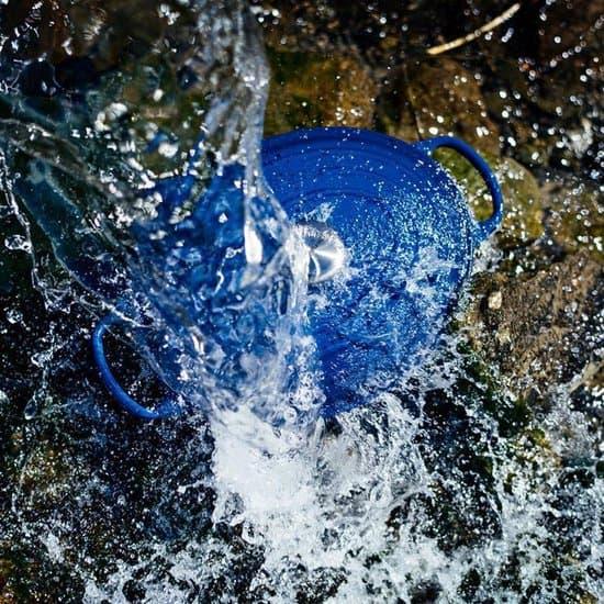 Le Creuset Signature Braadpan - 6,3 liter - 31 cm  Ovaal- Marseille Blauw
