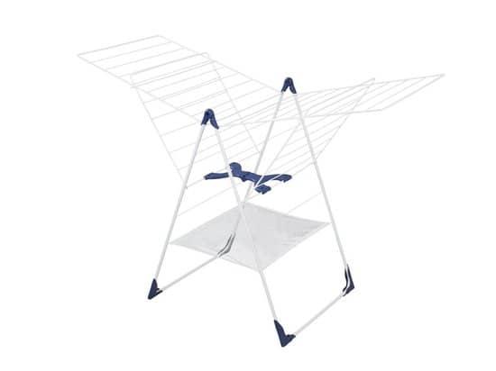 Leifheit Classic 250 Flex Droogrek - 25m drooglengte - EasyClip opening