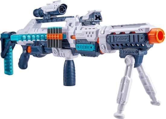 Shipndsell - gun - X-Shot Regenerator Blaster - Zuru gun - 2 x magazijn - 48 x pijlen