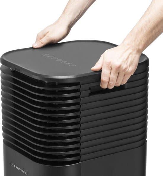 TROTEC Aircooler/ventilator/bevochtiger PAE 50