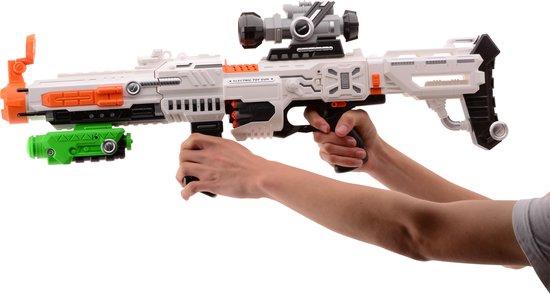Tack Pro® Sniper 7 met 22 darts en licht, 75 cm