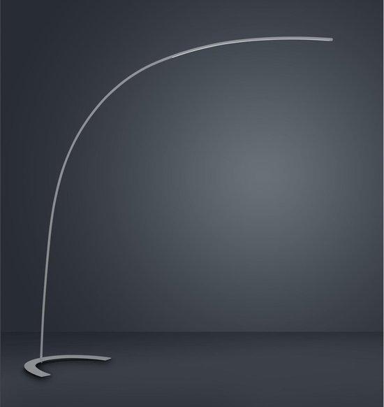 Trio Lighting SHANGHAI - Booglamp - LED - Titaan