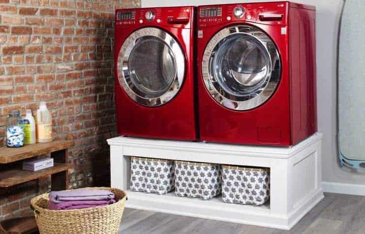 Beste wasmachine verhoger
