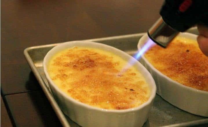 beste crème brûlée brander