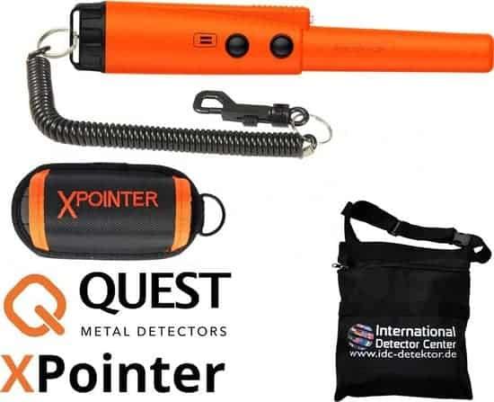 Quest Xpointer Oranje pinpointer